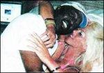 Новый скандал вокруг Анны Николь Смит: фото с министром