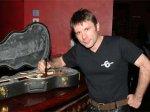"""Вокалист Iron Maiden отвез футболистов """"Рейнджерс"""" на матч Кубка УЕФА"""