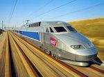 Французская газета приписала рекорд скорости поезду TGV