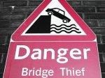В Приморье украли мост
