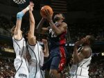 Андрей Кириленко сделал тысячный блок-шот в НБА