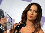Дженифер Лопес получила награду Amnesty International