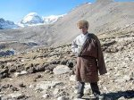 Тибетские пастухи обрадовались глобальному потеплению