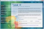 TweakVI 1.0.1050: твикер для Vista