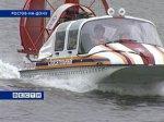 Новый аэрокатер для спасателей испытали в Ростове