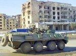 В Грозном завершился двухчасовой бой