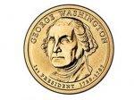 В США введена в обращение однодолларовая монета