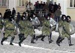 Белорусский милиционер судится с оппозицией за спортивный костюм