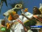 Сказочный Рио окунулся в атмосферу карнавала
