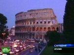 Итальянские памятники окутали романтические сумерки