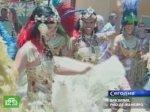 Бразильский карнавал вступил в решающую стадию