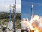 С мыса Канаверал запущены пять спутников слежения