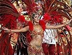 Карнавал в Рио-де-Жанейро омрачили пожары