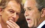 """Блэр принял решение """"разойтись"""" с Бушем по Ираку, считает эксперт"""