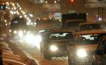 В Москве на Земляном Валу из-за аварии водопровода перекрыто движение