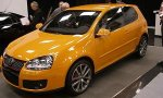 Volkswagen представил ограниченный выпуск Fahrenheit GTI