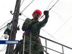 Из-за сильного ветра обесточены некоторые районы Ростовской области