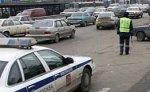 В Москве на Минской улице провалилось дорожное полотно