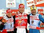 Падение на последнем подъеме оставило российского лыжника без медали чемпионата мира