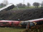 В крушении британского поезда обвинили рельсы
