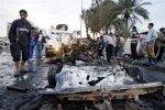 Иракские террористы подорвали мечеть грузовиком взрывчатки
