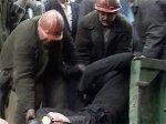 В кузбасской шахте завалило четверых горняков
