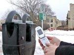В Москве можно будет оплатить парковку по SMS
