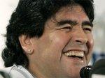 Аргентина отметила 30-летие дебюта Марадоны