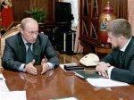 Путин внес кандидатуру Рамзана Кадырова на пост президента Чечни