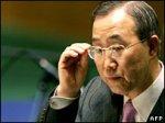 Генсек ООН сравнил потепление с войнами