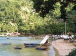 Из-за пожара на парусном судне у берегов Гаити погибли 52 человека