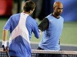 Российский теннисист пострадал от неразберихи в правилах