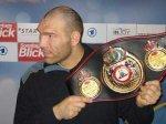 Валуев узнал место своего чемпионского боя