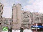 Названы причины падения башенного крана в Петербурге