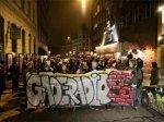 Полиция Копенгагена применила слезоточивый газ против тысячи манифестантов