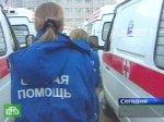 Две машины «скорой помощи» угодили в ДТП