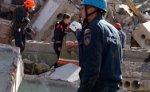 Из-под завалов дома в Москве извлекают последнего рабочего