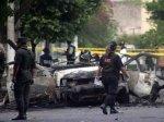 При взрыве заминированного автомобиля в Колумбии погибли пять человек