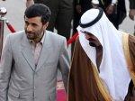 """Ахмадинеджад и Абдалла обсудили """"вражеские происки"""""""