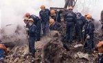 Под завалами обрушившегося в Москве дома найдено тело рабочего