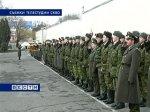 395 отдельный батальон охраны и обслуживания штаба СКВО отметил юбилей