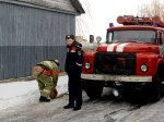 При пожаре в Ленинградской области погибло трое детей