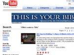 Программы BBC будут транслироваться на YouTube