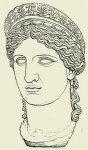 Жена Зевса пряталась в стене