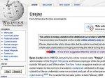 """Фальшивый профессор внес правки в 20 тысяч статей """"Википедии"""""""
