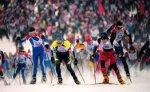 Лыжник Сергей Ширяев дисквалифицирован на два года