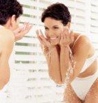 Как мыть лицо и шею