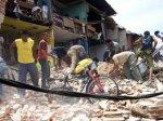 Индонезийские власти уменьшили число жертв землетрясения