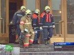 Пожар в томском торговом центре потушен