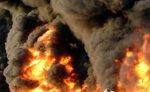 Загорелся самолет миротворцев в Сомали